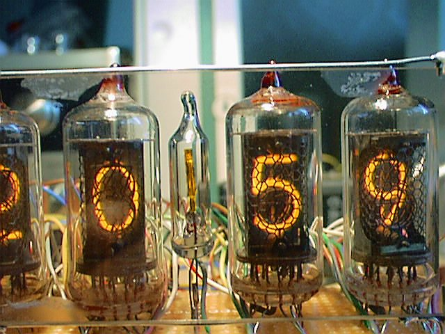 My Nixie Clock Project