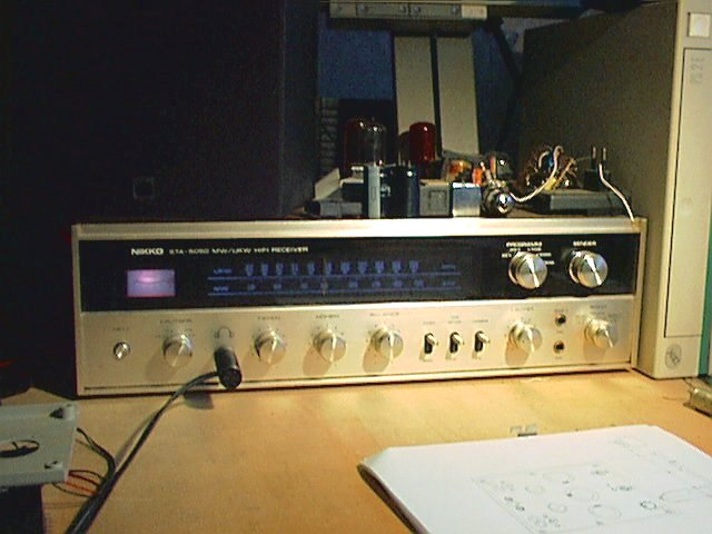 Cookiebox - or how and why someone builds a small tube amplifier